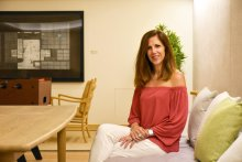 Resident Nikki Morachnick shares her great appreciation for the friendly Azabu Gardens community